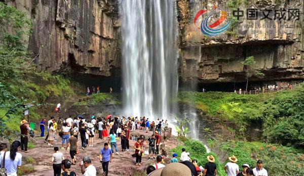 黄金周我县旅游累计接待游客63677人次 多项指标创新高