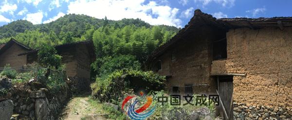 一个耕读传家的乡村