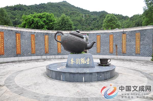 """大��口村""""茶农旅""""融合发展  围绕山上水上振兴乡村"""