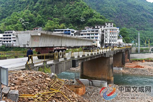 倒计时2个月!�N口大桥预计可如期建成通车