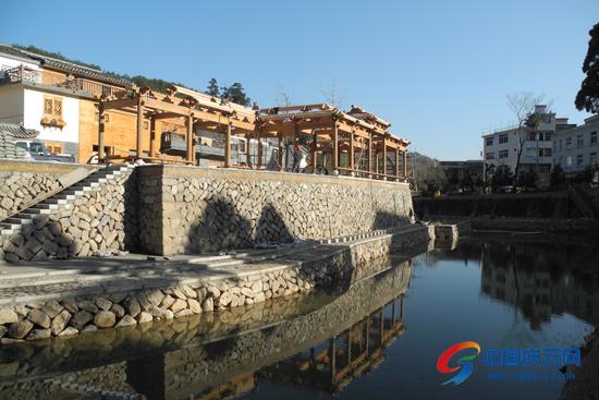 温州文成:美了村貌 鼓了乡民荷包