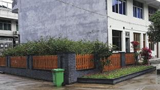 公阳乡打造美丽庭院改善村庄环境