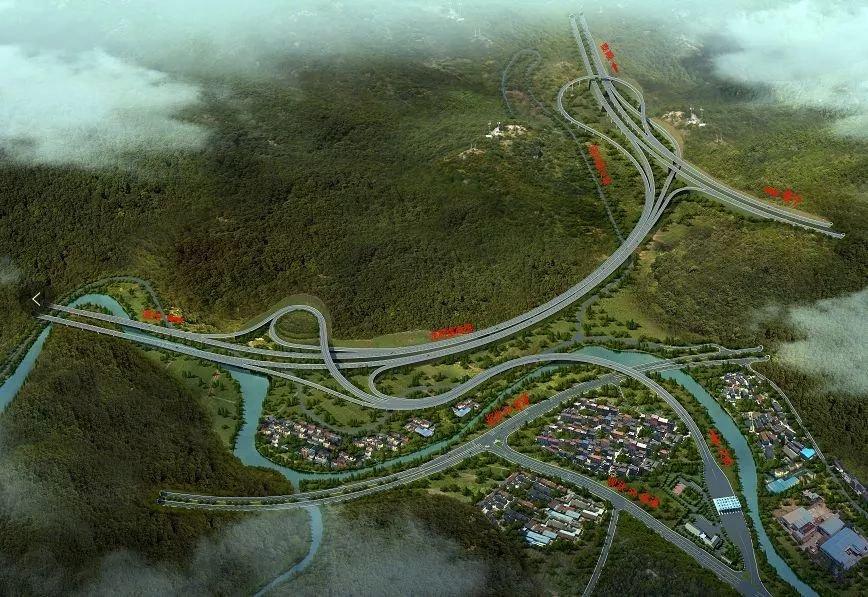 我县全力推进项目建设 加快打造温州西部交通枢纽