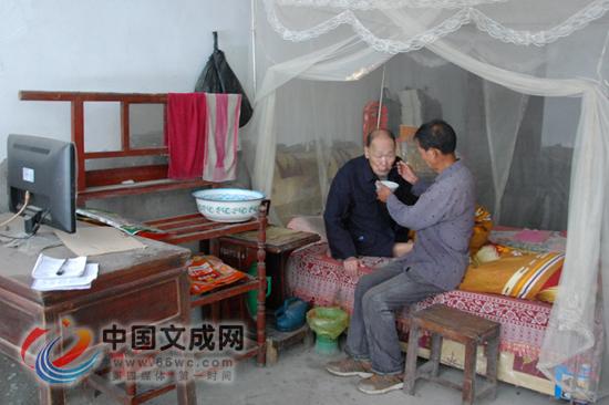 余荣利:用双手给家人撑起一片天