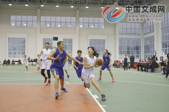 市第九届中学生篮球联赛在文成中学圆满落幕