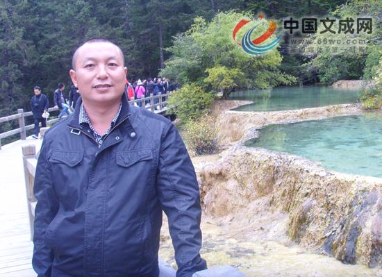 朱进洪:中药养生生态园