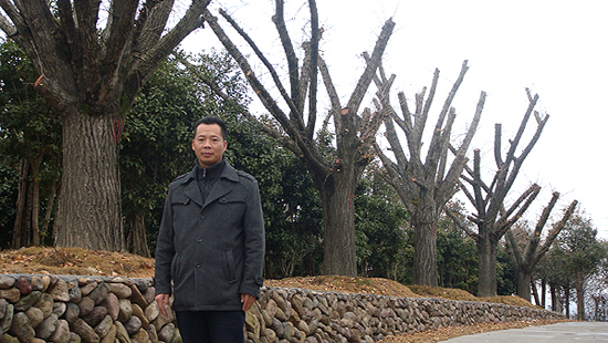 赵东远:用心做产业 欢奏富民曲