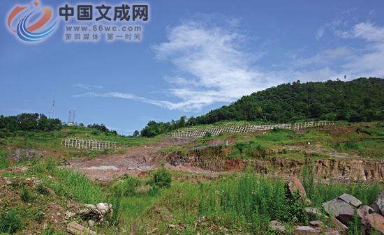 县职业中专迁建项目进展缓慢