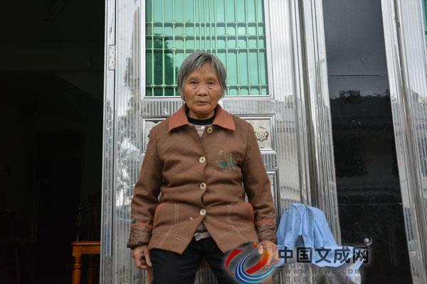 外南畲族村:吴金莲