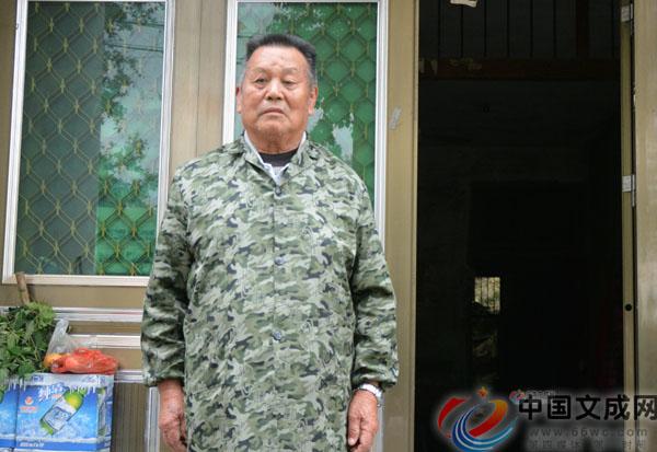 外南畲族村:胡绍锡