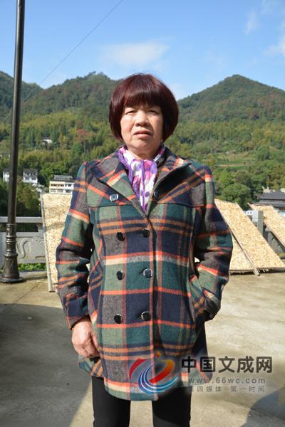 桂西村:叶粉艳