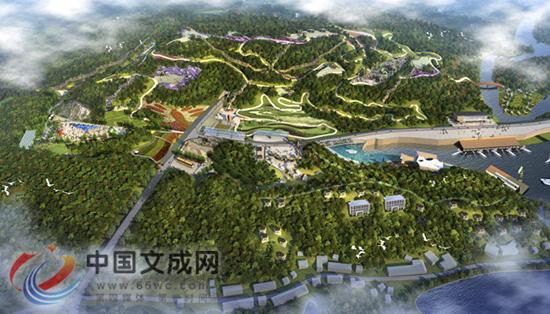 文成天顶湖山地运动中心接轨国际化 一期项目明年投入使用