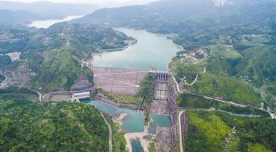 """文成推进飞云江""""美丽河湖""""创建 再造十里画廊"""