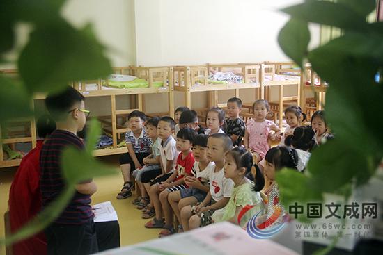 县实验幼儿园正式投入使用