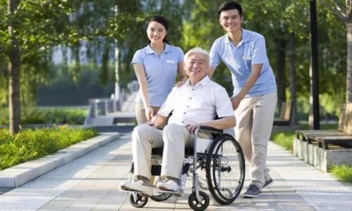 文成:推进养老服务设施建设 提高养老服务水平