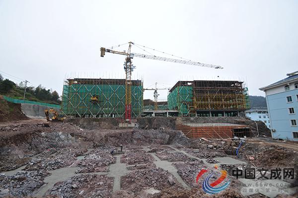 文成中学扩建项目(武阳书院)争取20