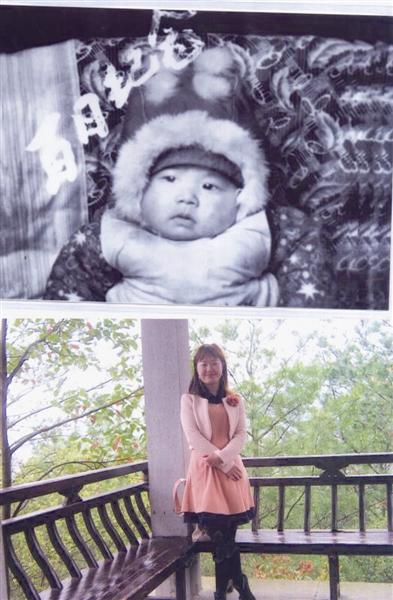 十五年前在儿童福利院旁被领养 如今一家三口来寻亲