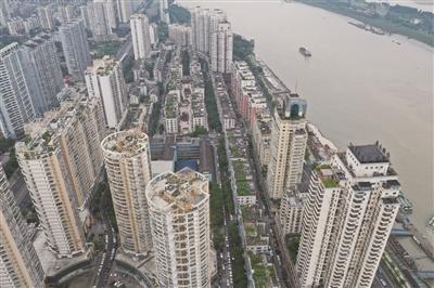郭公山社区将建我市最大交通微循环