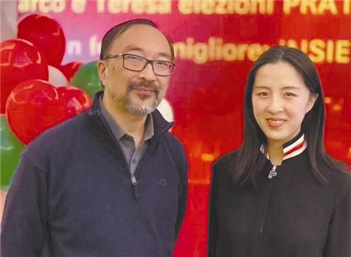 24岁温籍女孩当选意大利普拉托政府议员 系普拉托历史上首次产生华裔议员