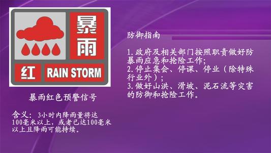 气象预警 | 今明两天文成将出现暴雨天气