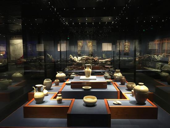 温州五家博物馆请市民点阅 近距离观察文物、一对一免费服务