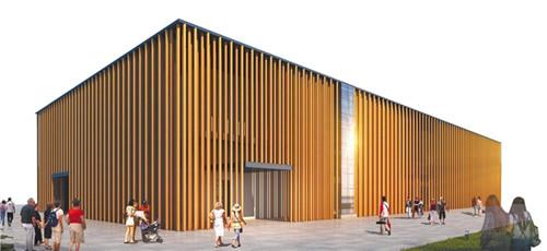 温州4座民办博物馆集体开工 计划年内完成主体建设