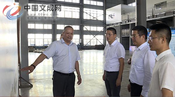 """县长章寿禹赴乡镇调研指导""""三助三红""""专项活动"""