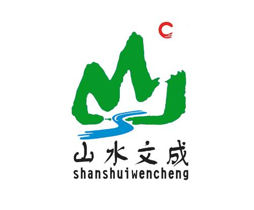 山水logo图案大全
